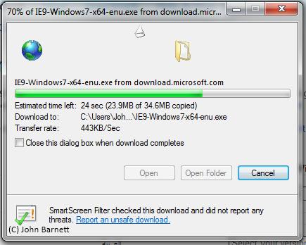 download internet explorer for windows 7