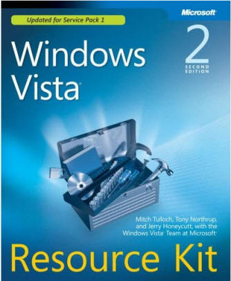 Windows Vista Resource Kit - Second Edition book cover